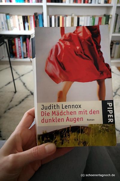 Judith Lennox, Die Mädchen mit den dunklen Augen