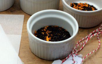 """Kulinarisches Last Minute-Geschenk: Selbst gemischter """"Good morning-Tea"""""""