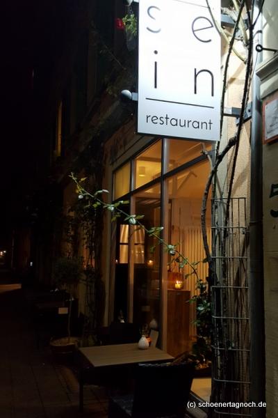 Casual Fine Dining in Karlsruhe im Restaurant Sein [Heimatliebe]