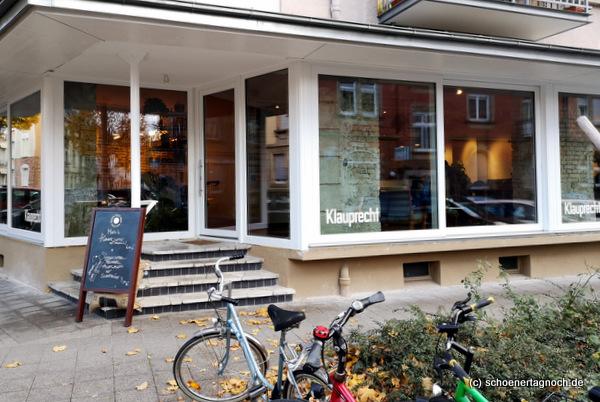 Stylisches Café, Tagesbar und Lunch-Location in Karlsruhe: Klauprecht [Heimatliebe]