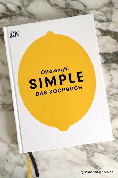 """Kochbuch """"Simple"""" von Yotam Ottolenghi"""