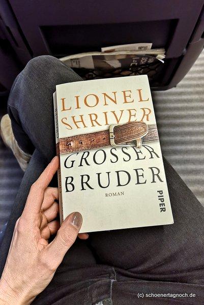 """Buch """"Großer Bruder"""" von Lionel Shriver"""