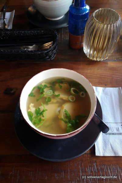 Pho Ga im Taumi Asia Fusion Restaurant in Karlsruhe