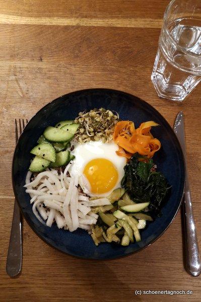 Koreanische Bowl von cookingaffair.de