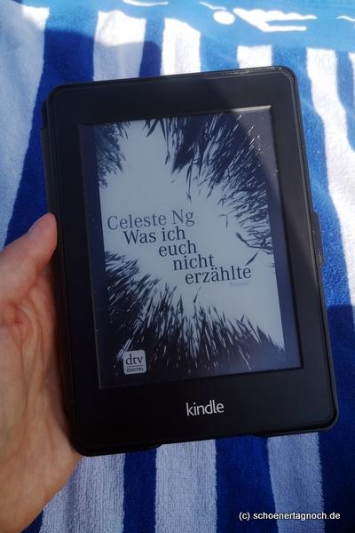 """Buch """"Was ich euch nicht erzählte"""" von Celeste Ng"""