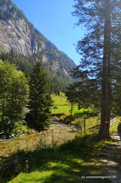 Pöllatal in Kärnten