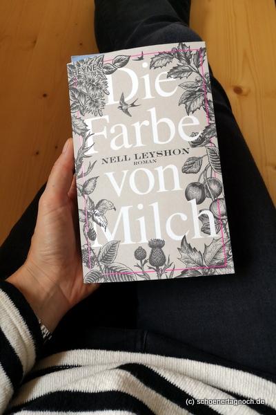 """Buch """"Die Farbe von Milch"""" von Nell Leyshon"""