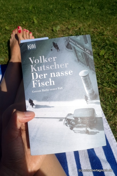 """Buch """"Der nasse Fisch"""" von Volker Kutscher"""