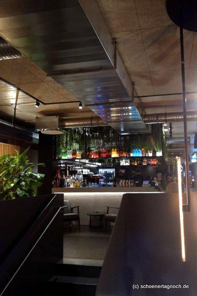 Innen im Restaurant Tawa Yama in Karlsruhe-Durlach