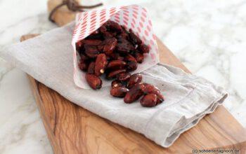 Geschenke aus der Küche: Gebrannte Mandeln