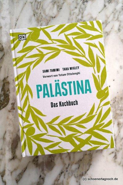 """Palästina. Das Kochbuch"" von Sami Tamimi und Tara Wigley"