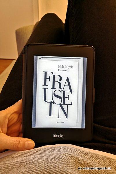 """Frausein"" von Mely Kiyak"