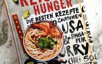 Reisehunger von Nicole Stich [Kochbuch-Rezension]