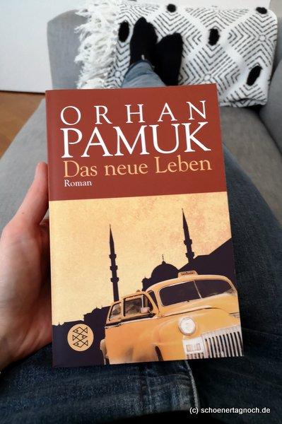 """Buch """"Das neue Leben"""" von Orhan Pamuk"""