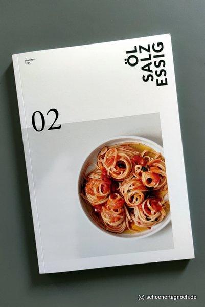 """Magazin """"ÖlSalzEssig"""" Nr. 2"""