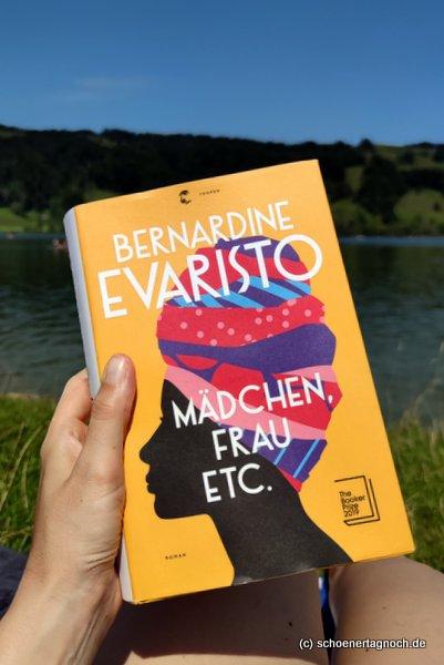 """""""Mädchen, Frau etc."""" von Bernardine Evaristo"""