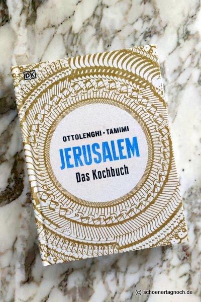 "Kochbuch ""Jerusalem"" von Yotam Ottolenghi"